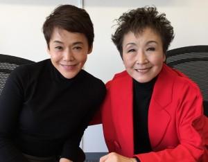 加藤登紀子さん対談
